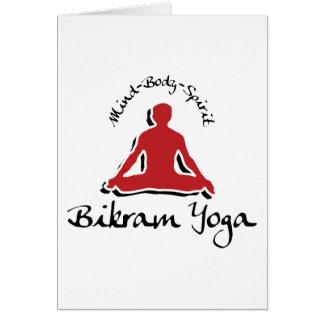 Bikram Yoga Gift Card
