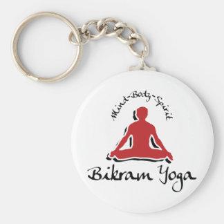 Bikram Yoga Key Ring