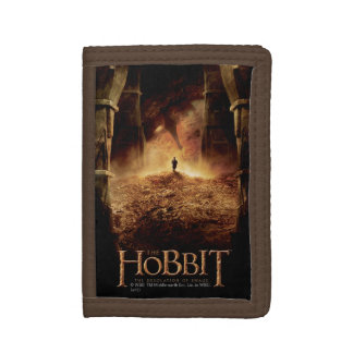 BILBO BAGGINS™ in the Eye of SMAUG™ Trifold Wallet