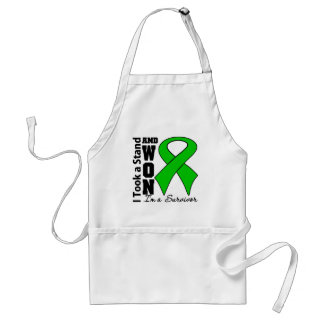 Bile Duct Cancer I Took a Stand and Won Aprons