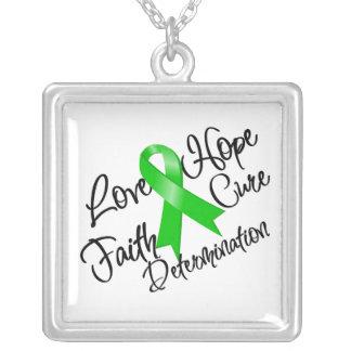 Bile Duct Cancer Love Hope Determination Custom Jewelry