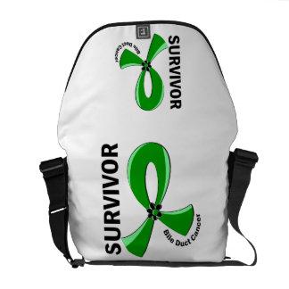 Bile Duct Cancer Survivor 12 Messenger Bags