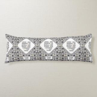 Bilibin's Concert Program body cushion