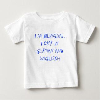 Bilingual Baby Baby T-Shirt