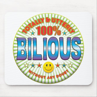 Bilious Totally Mouse Mat
