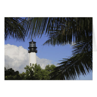 Bill Baggs Cape Florida Lighthouse, Bill Baggs 2 Card