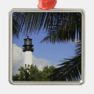 Bill Baggs Cape Florida Lighthouse, Bill Baggs 2 Christmas Ornament