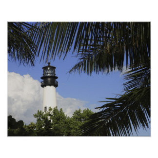 Bill Baggs Cape Florida Lighthouse, Bill Baggs 2 Poster
