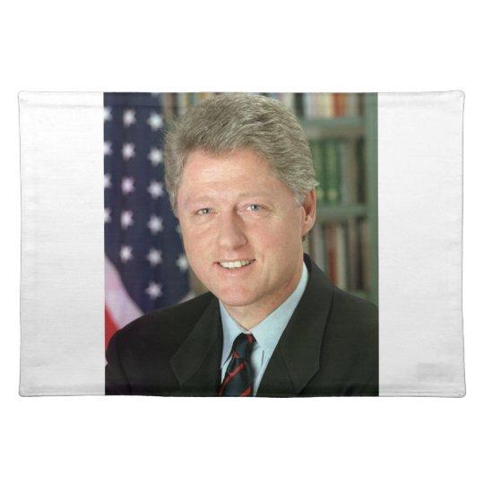 Bill Clingon Placemats