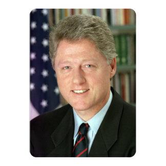 Bill Clinton Invite