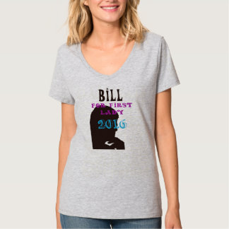 Bill for First Lady Tshirt