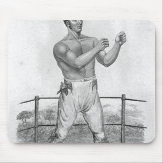 Bill Neat, engraved by Percy Roberts Mouse Pad