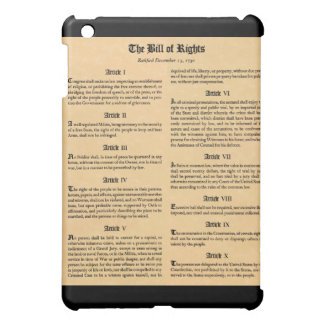 Bill of Rights Cover For The iPad Mini