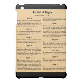 Bill of Rights iPad Mini Cover