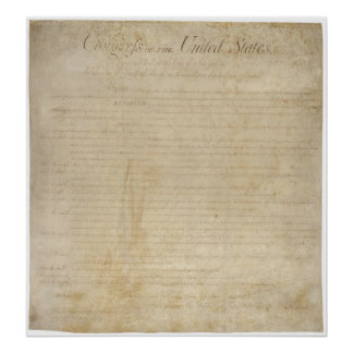 Bill of Rights Poster