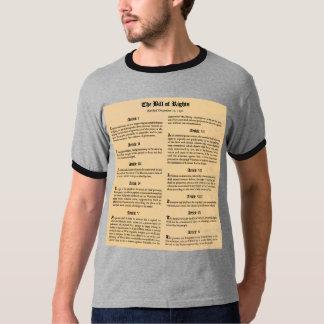 Bill of Rights Tshirt