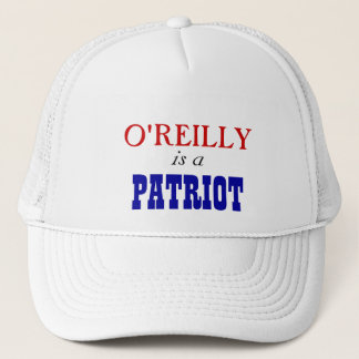 Bill O'Reilly Patriot Trucker Hat