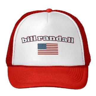 Bill Randall for America Hats