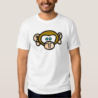 Bill teh Monkey Shoit Tee Shirt
