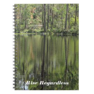 Billabong Reflections Notebooks