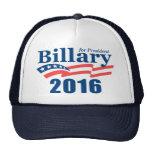 Billary 2016 cap