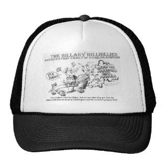 Billary Hillbillies Trucker Hats