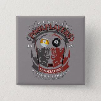 Billiard Lions 15 Cm Square Badge