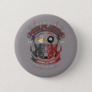 Billiard Lions 6 Cm Round Badge