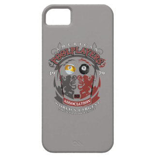 Billiard Lions Barely There iPhone 5 Case
