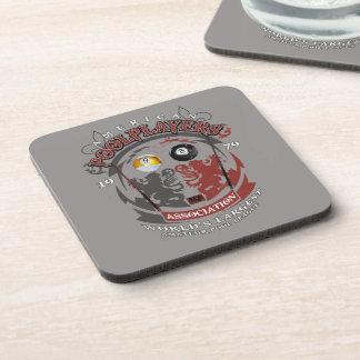 Billiard Lions Coaster