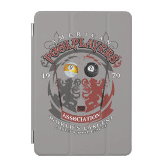 Billiard Lions iPad Mini Cover