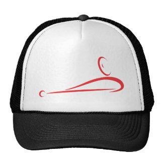 Billiard Player Icon Hat