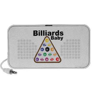 Billiards Baby Laptop Speakers