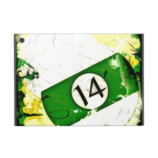 BILLIARDS BALL NUMBER 14 CASES FOR iPad MINI