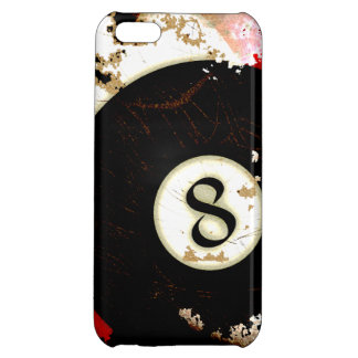 BILLIARDS BALL NUMBER 8 iPhone 5C COVERS