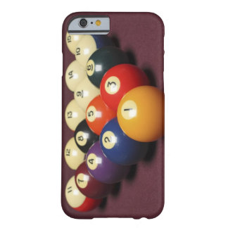 Billiards Barely There iPhone 6 Case