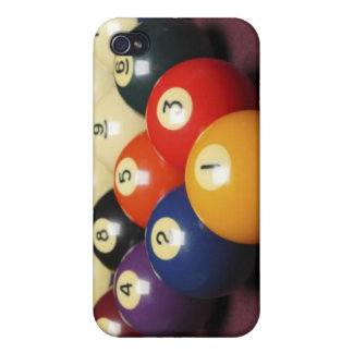Billiards Case For iPhone 4