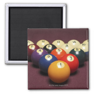 Billiards Magnet