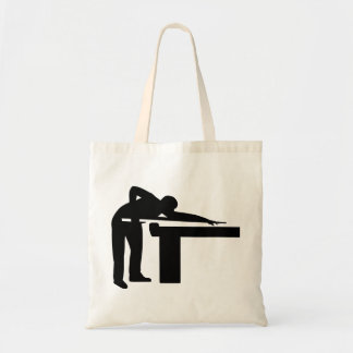 Billiards player pool table bags