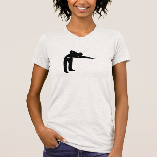Billiards Snooker player Shirt