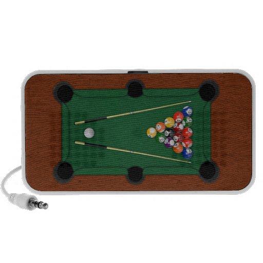 Billiards iPod Speaker