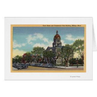 Billings, Montana Card