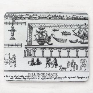 Billingsgate Market Mouse Mat