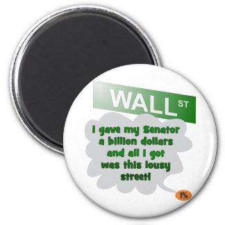 Billion Dollar Street 99 Refrigerator Magnets