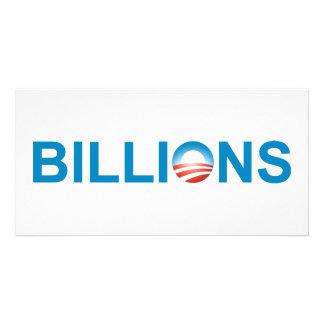 BILLIONS PHOTO CARD