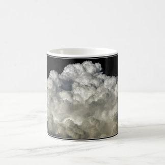 Billowing Cloud Basic White Mug