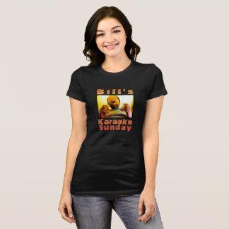 Bill's Karaoke Sunday T-Shirt