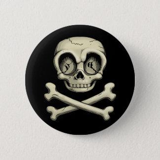 Billy Bones 6 Cm Round Badge