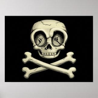 Billy Bones Poster