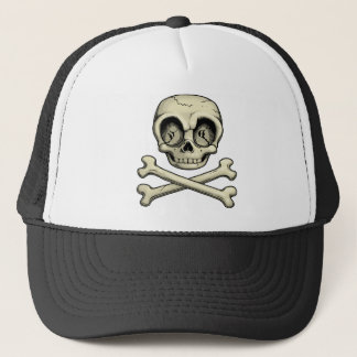Billy Bones Trucker Hat